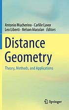 Distance geometry : theory, methods, and applications
