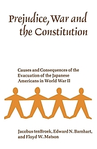 Prejudice, war, and the Constitution