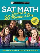 SAT math success in 20 minutes a day.