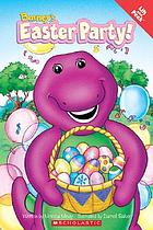 Barney's Easter party!