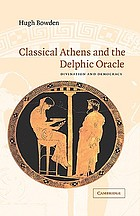 Classical Athens and the Delphic oracle : divination and democracy