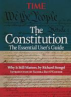 The Constitution : the essential user's guide