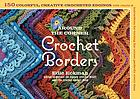 Around the corner crochet borders...
