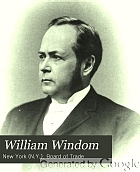William Windom. His last speech. Annual banquet of the New York Board of trade and transportation.