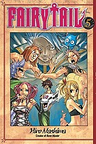 Fairytail. Vol. 5 : Gray-out