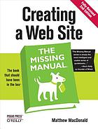 Creating a web site : the missing manual