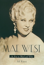 Mae West : an icon in black and white