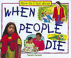 When people die