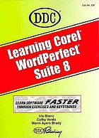 Learning Corel WordPerfect Suite 8 Professional