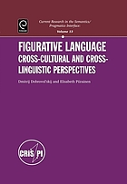 Figurative language : cross-cultural and cross-linguistic perspectives
