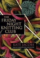The Friday night knitting club #1.