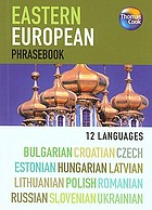 Eastern European phrasebook.
