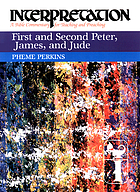 First and Second Peter, James, and Jude : interpretation