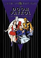 The Doom Patrol archives.