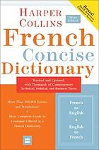 Collins French dictionary.
