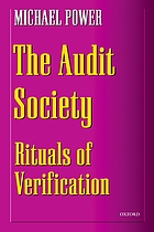 The audit society : rituals of verification