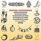 Fashion accessories = Modeaccessoires = Accesorios de moda