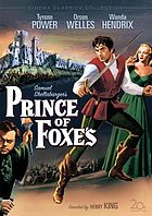 Samuel Shellabarger's prince of foxes