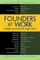 Founders at work : stories of startups' early days