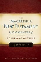 New Testament commentary. [1,1], Matthew 1 - 7.