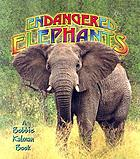 Endangered elephants