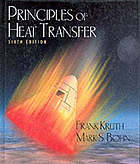 Principles of heat transfer.