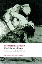 The crimes of love : heroic and tragic tales, precede by an essay on novels.