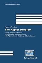 The Kepler Problem : Group Theoretical Aspects, Regularization and Quantization, with Application to the Study of Perturbations