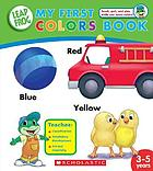 My first colors book.