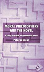 Moral philosophers and the novel : a study of Winch, Nussbaum, and Rorty