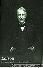 Edison : his life and inventions