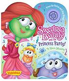 Sweetpea Beauty and the princess party