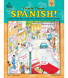 Teach them Spanish! Grade 2
