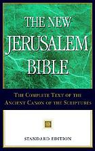 The new Jerusalem Bible : standard edition.