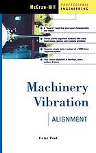 Machine vibration. Alignment