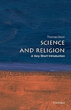 Science and religion : a very short introduction