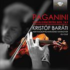 PAGANINI, N.: Violin Concertos Nos. 1 and 2 (Barati, Hannover Radio Philharmonic, Eiji Oue).