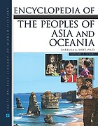 Encyclopedia of the peoples of Asia and Oceania 2. (M to Z).