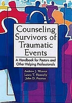 Guilt : helping God's people find healing and forgiveness
