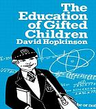 The education of gifted children