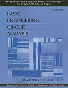 Study guide to accompany Basic engineering circuit analysis, eighth edition : with computer simulation techniques for Excel, MATLAB, and PSpice