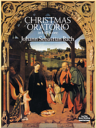 Christmas oratorio : in full score