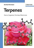 Terpenes : flavors, fragrances, pharmaca, pheromones
