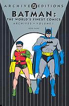 Batman : the world's finest comics archives