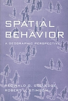 Spatial behavior : a geographic perspective