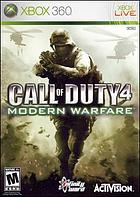Call of duty 4 : modern warfare.