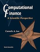 Computational finance : a scientific perspective