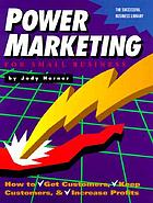 Power marketing for small business