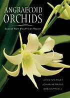 Angraecoid orchids : species from the African region