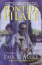 Pontius Pilate : a novel
